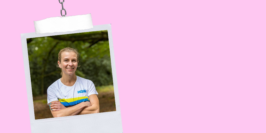 UKAD Athlete Commission member, Hayley Carruthers